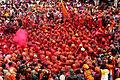Samaj gathering during Lathmar hoil.jpg
