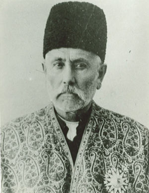 Najaf-Qoli Khan Bakhtiari - Image: Samsam Saltaneh
