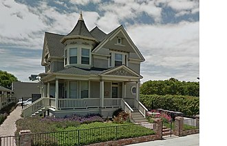 National Register of Historic Places listings in Monterey County, California - Image: Samuel M. Black House 2