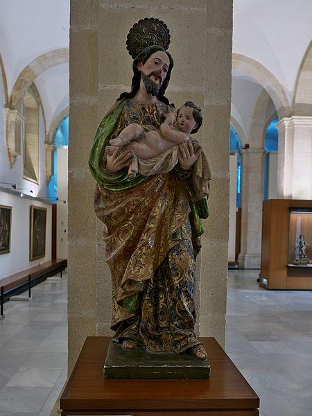 File:San José con el Niño, Pedro Roldán (Sevilla).jpg