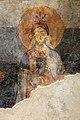 San lorenzo in insula, cripta di epifanio, affreschi di scuola benedettina, 824-842 ca., teoria di sei sante in costume bizantino, 17.jpg