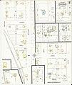 Sanborn Fire Insurance Map from Yates Center, Woodson County, Kansas. LOC sanborn03119 003-2.jpg