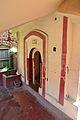 Sanctum Entrance with Veranda - Shiva Mandir - Bishalakhi Mandir Complex - Sankrail - Howrah - 2013-08-15 1493.JPG