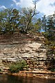 Sandstone Cliff - geograph.org.uk - 793454.jpg
