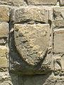 Santa croce, loggiato sud, esterno stemma bardi.jpg