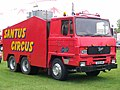 Santus Circus Foden S10 generator unit, Barking Park.jpg