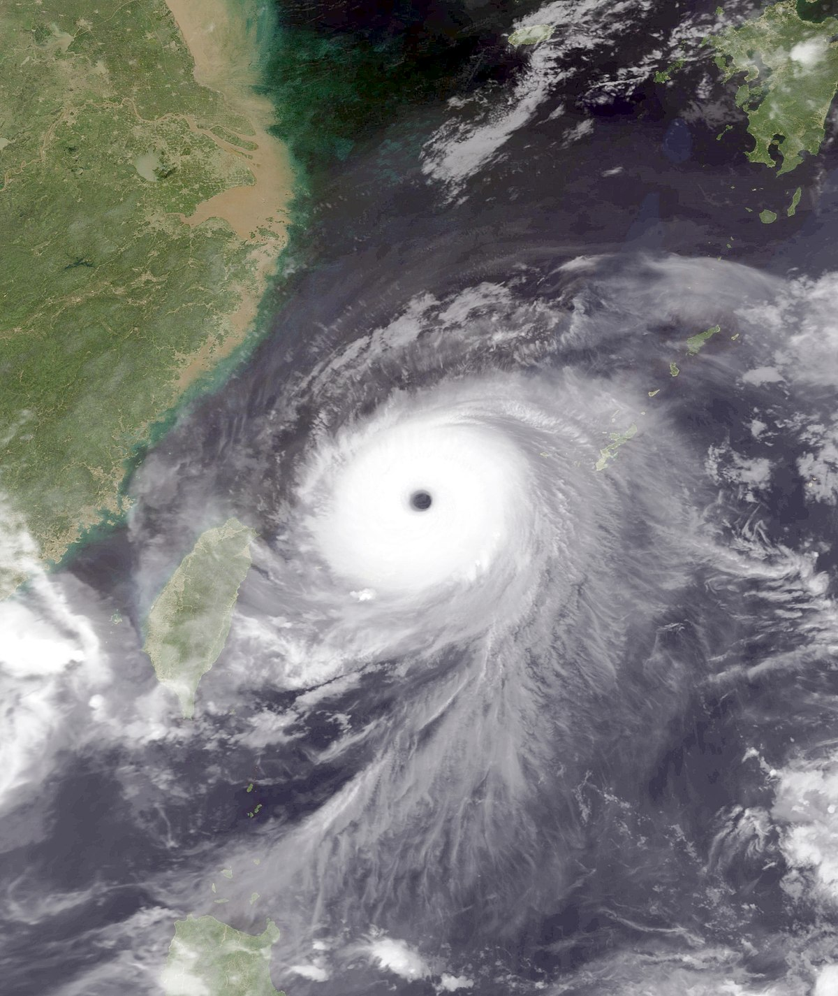 Typhoon Saomai - Wikipedia