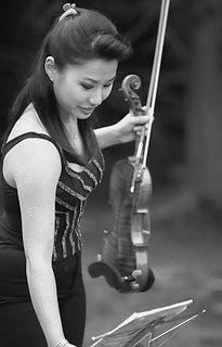 Sarah Chang violinist