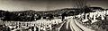 Sarajevo Alifatovac cemetery panorama.jpg