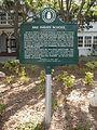 Sarasota FL Bay Haven School marker01a.jpg