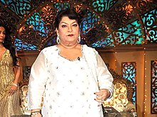 Saroj Khan - (born Nirmala Nagpal; 22 November 1948 – 3 July 2020) was one of the most prominent and leading Indian dance choreographers in Hindi cinema.She was born at the Bombay State (present day Maharashtra), India. With a career span of over forty years, she choreographed more than 2000 songs and is known as The Mother of Dance/Choreography in India. She died on July 3, 2020 due to a sudden cardiac arrest.