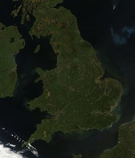 Geography of England