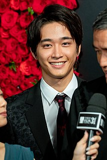 Kanta Sato actor