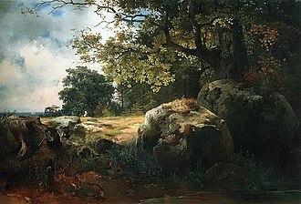 Alexei Savrasov - Image: Savrasov oraninienbaum