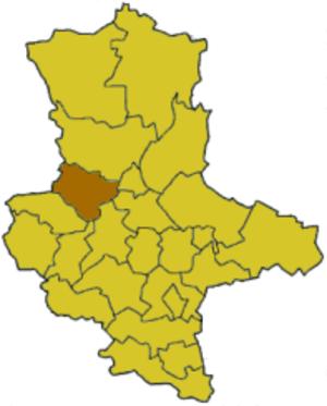 Bördekreis - Image: Saxony anhalt boe