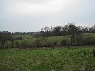 Scadbury Park - Image: Scadbury Park fields