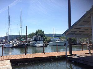Scappoose, Oregon - Scappoose Marina
