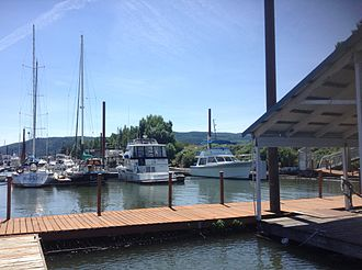 Scappoose, Oregon - Scappoose Marina