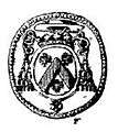 Sceau de Joseph Emmanuel de la Trémouille.JPG