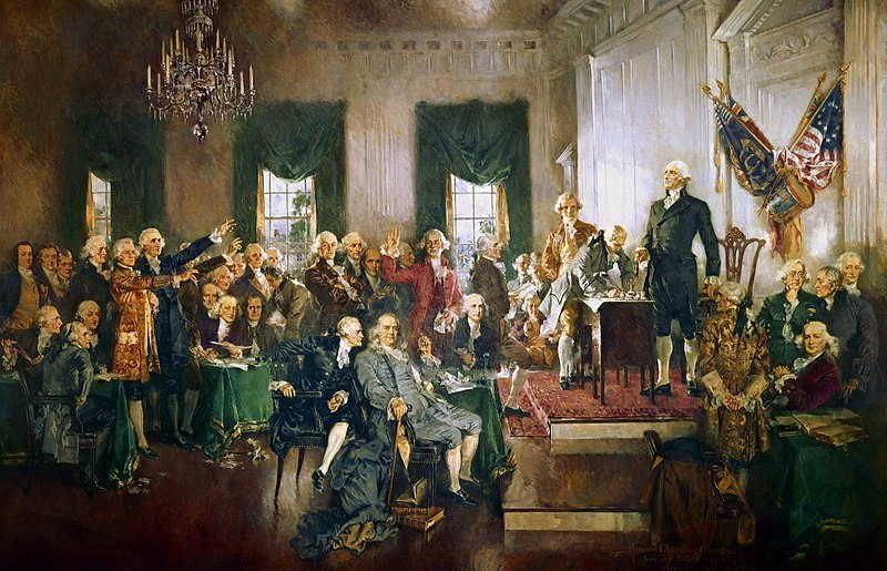 파일:Scene at the Signing of the Constitution of the United States.jpg