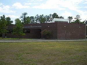 Scenic Woods, Houston - Scenic Woods Neighborhood Library