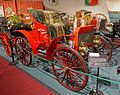 Schacht automobile, 1909, made by Schacht Motor Car. Co., Cincinnati, Ohio, 2 cylinder, gasoline engine - Luray Caverns Car and Carriage Museum - Luray, Virginia - DSC01227.jpg