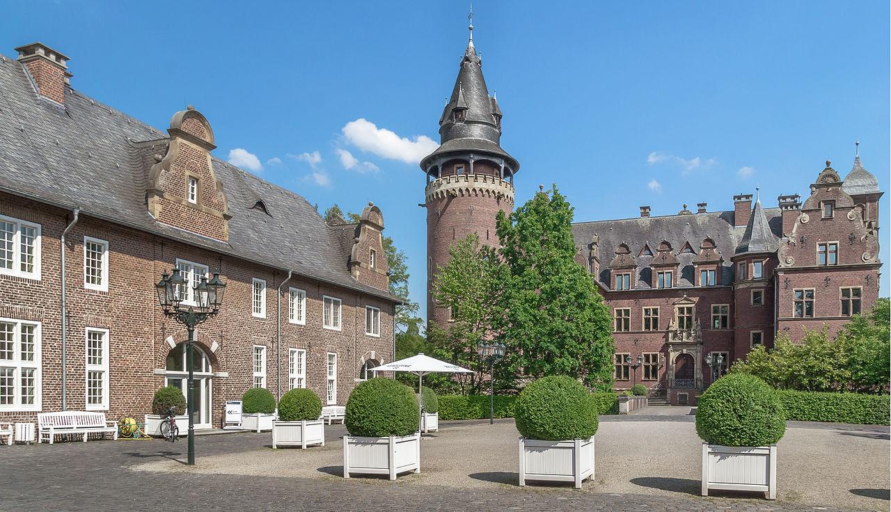 Замок Криккенбек.