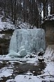 Schmalegger Tobel Wasserfall Winter.JPG