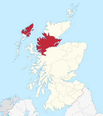 Ross and Cromarty - Ross and Cromarty: county (1889–1975)