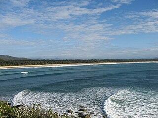 Scotts Head, New South Wales Suburb of Nambucca Shire, New South Wales, Australia