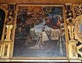 Scuola del tintoretto, il doge pietro loredan chiede la cessazione della carestia.JPG