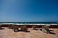 Sea view from Al Deira hotel, Gaza.jpg