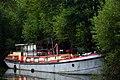 Seahorse Regent's Canal (14835157708).jpg