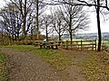 Seckley Viewpoint and picnic tables, Seckley Wood - geograph.org.uk - 667359.jpg