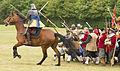 Second Battle of Newbury 2011 reenactment.jpg