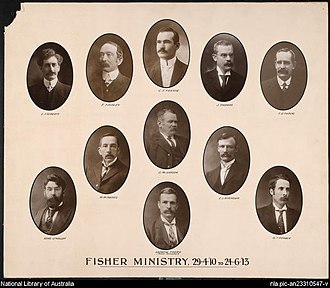 Second Fisher Ministry - Photo of the Second Fisher Ministry