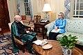 Secretary Clinton Meets With President Karzai (8368630719).jpg