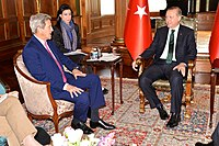 Secretary Kerry Meets With Turkish President Erdogan in Washington (25536658383).jpg