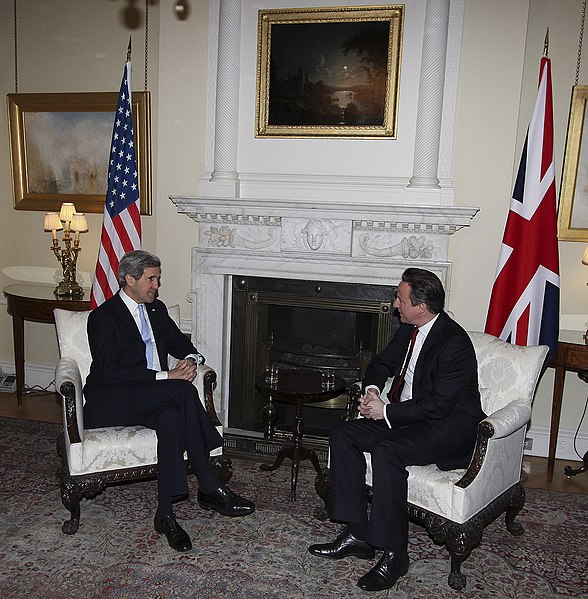 File:Secretary Kerry Meets With UK Prime Minister Cameron.jpg