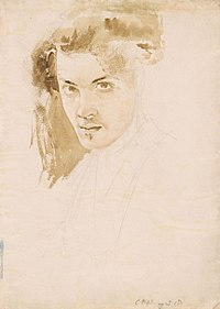 Self-Portrait, by Charles Fairfax Murray.jpg