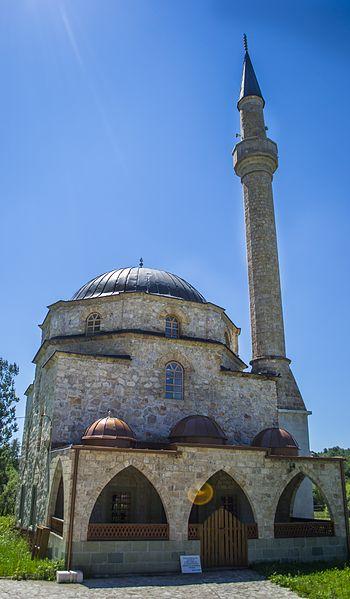 File:Selimija džamija, Knežina.jpg - Wikimedia Commons