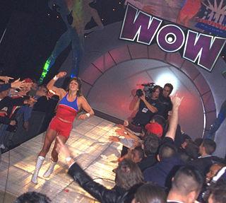 Selina Majors American professional wrestler