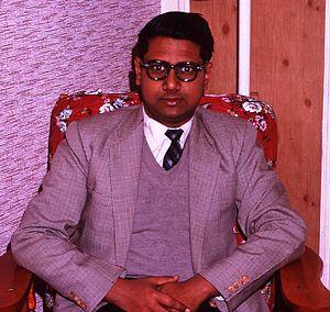 Arjun Kumar Sengupta - Arjun Sengupta circa 1963