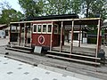 Seoul 2017 16 National Folk Museum Late 19th century streetcar.JPG