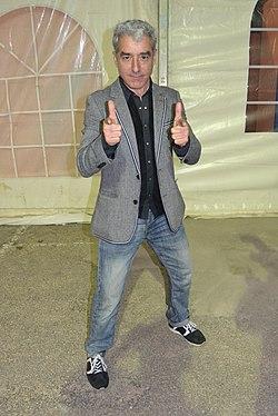 Sergio Pazos na Festa da Langosta.JPG