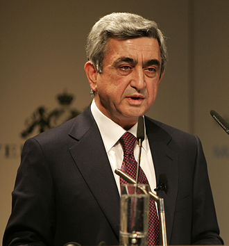Vazgen Sargsyan - Armenia's former president Serzh Sargsyan was the National Security Minister at the time of the shooting.