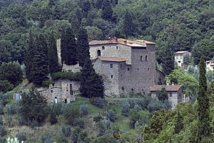 Castello di Sezzate (Greve in Chianti)