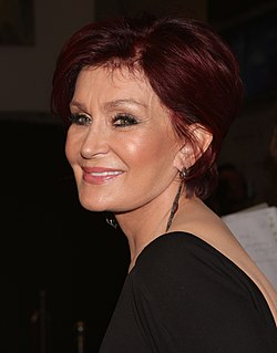 Sharon Osbourne English television host, author, music manager, businesswoman and promoter