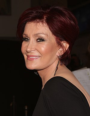 The X Factor (UK series 10) - Sharon Osbourne