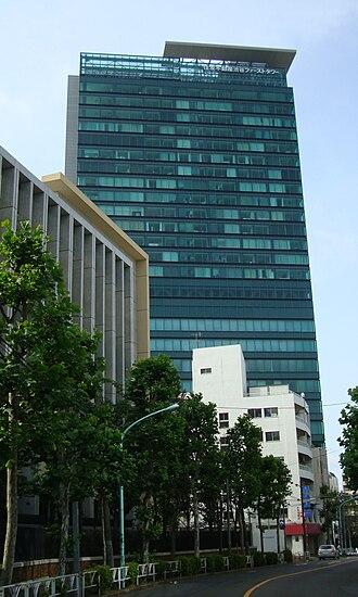 JVC Kenwood Victor Entertainment - Shibuya First Tower Tokyo 1